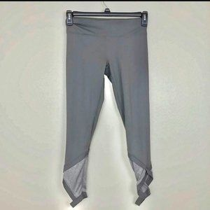 Joy Lab Women's Stirrup Legging Metallic S #3232